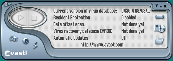 Home Edition is a free complete ICSA certified antivirus software for